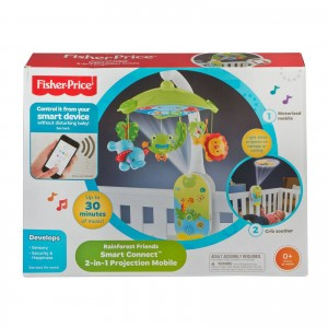 FP Movil Amigos Florestra Fisher Price