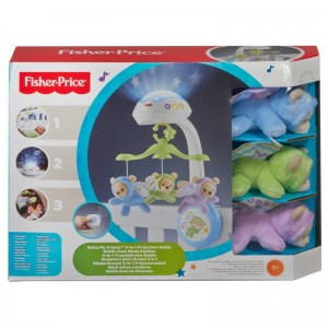 FP Movil Musical Proyector Fisher Price