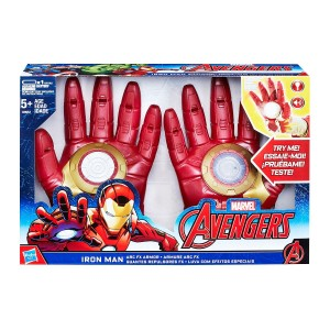 Guantes Iron Man
