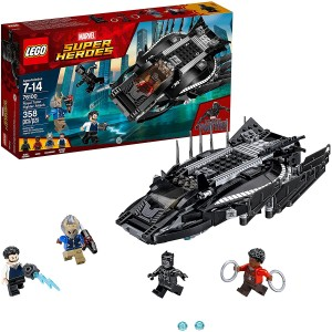 LEGO Black Panther Ataque del Royal Talon Fighter
