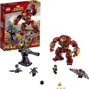 LEGO Avengers Incursión demoledora del Hulkbuster