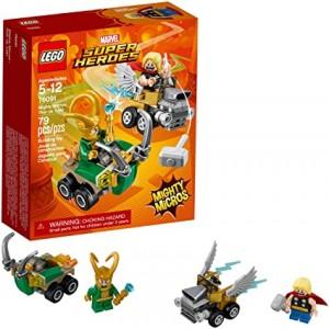 LEGO Avengers Mighty Micros: Thor vs. Loki
