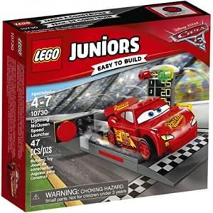 LEGO Cars Lanzador de Rayo McQueen