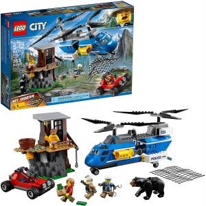 LEGO City Arresto en la montaña