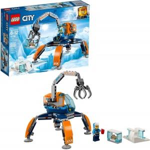 LEGO City Ártico: Robot glacial