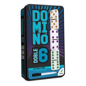 Dominó doble 6