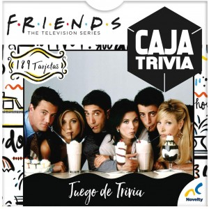 Caja Trivia Friends