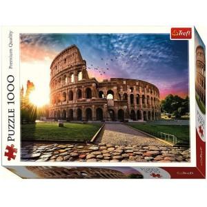 Rompecabezas Coliseo en los rayos del Sol 68.3 x 48 cm
