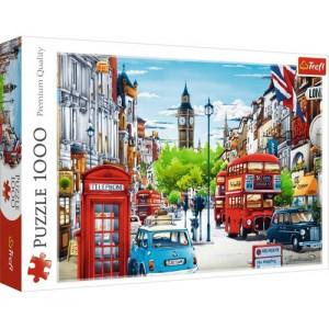Rompecabezas Calles de Londres 68.3 x 48 cm