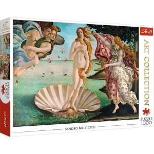 Rompecabezas El nacimiento de Venus 68.3 x 48 cm