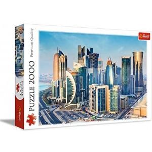 Rompecabezas Doha, Qatar 96.1 x 68.2 cm